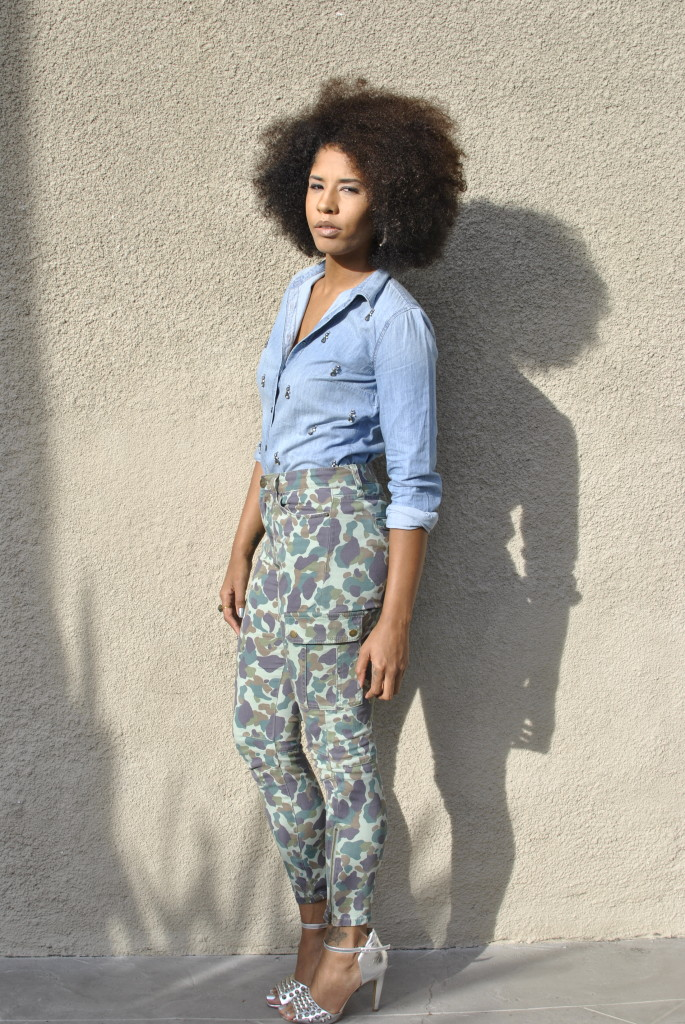 kinky curly fashion blog