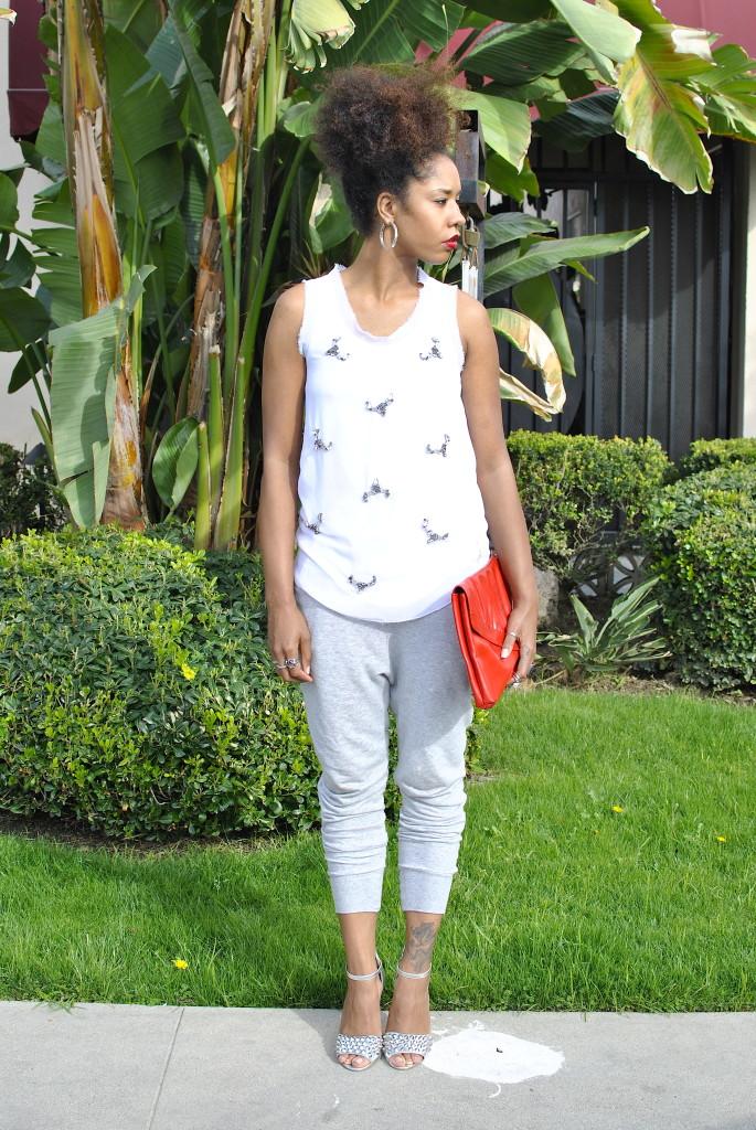 stylish sweatpants