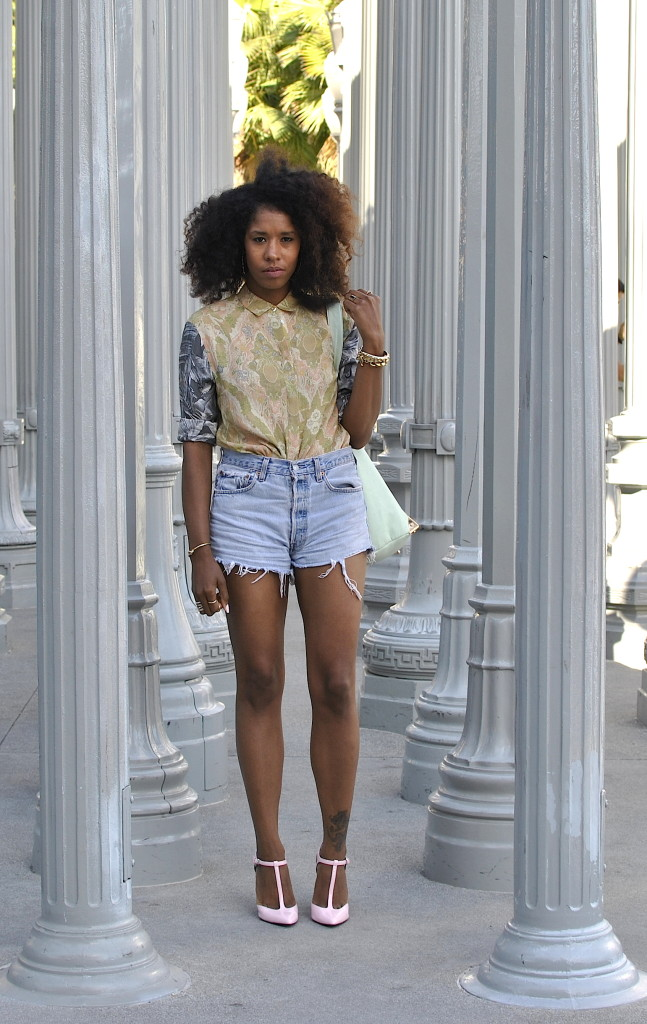 Lacma fashion blogger