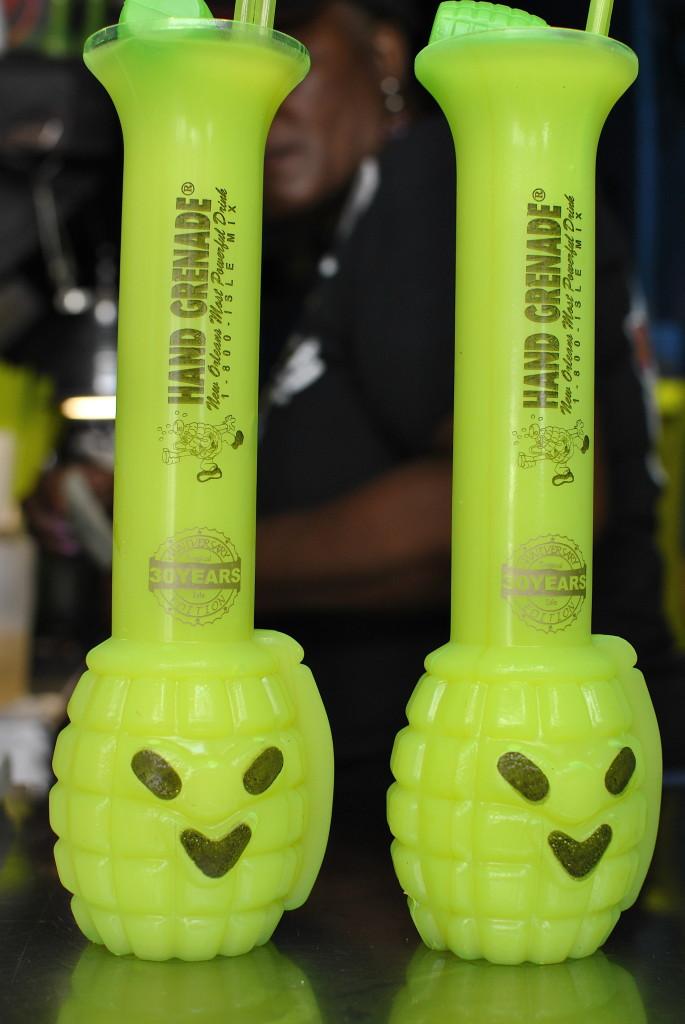 hand grenade drink