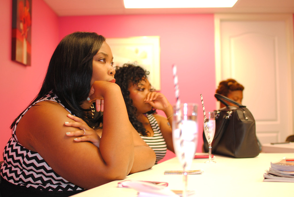 be your own stylist workshop