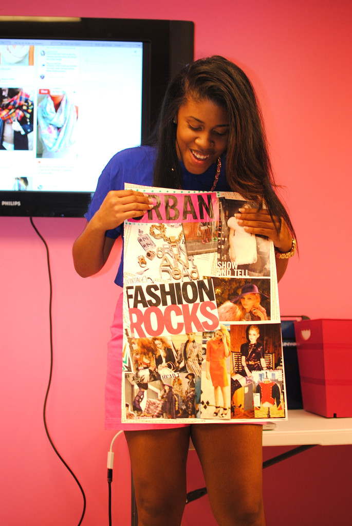 fashion vision board