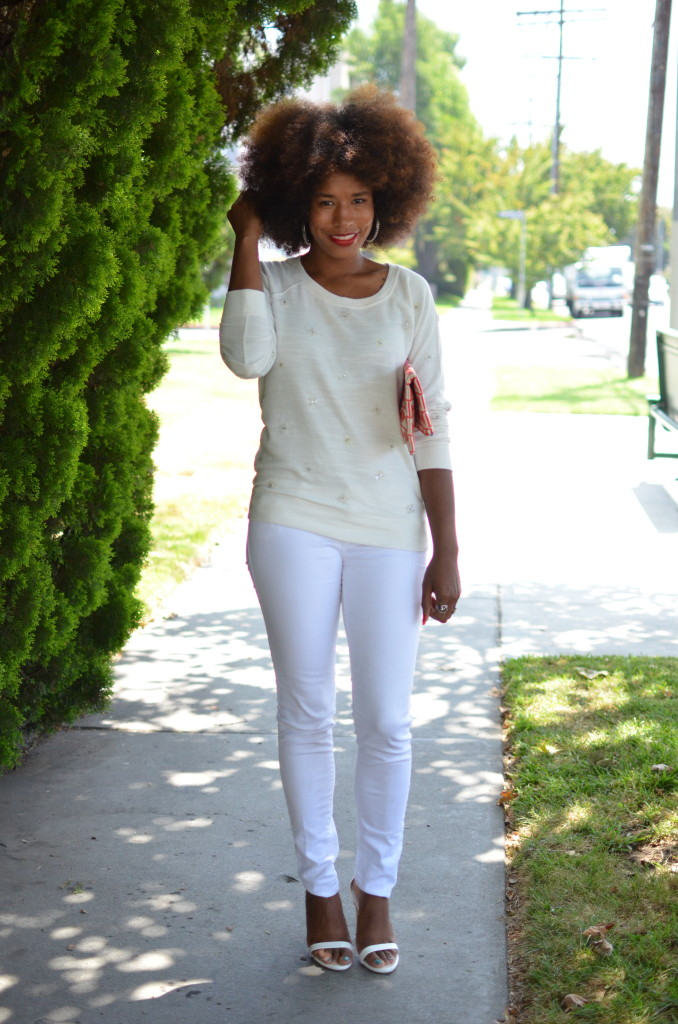 mixing shades of white