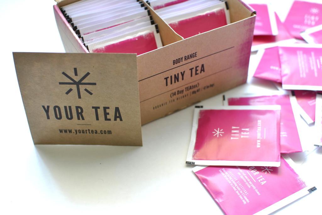 Tiny tea 14 day teatox