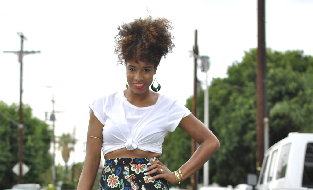natural hair fashion blog