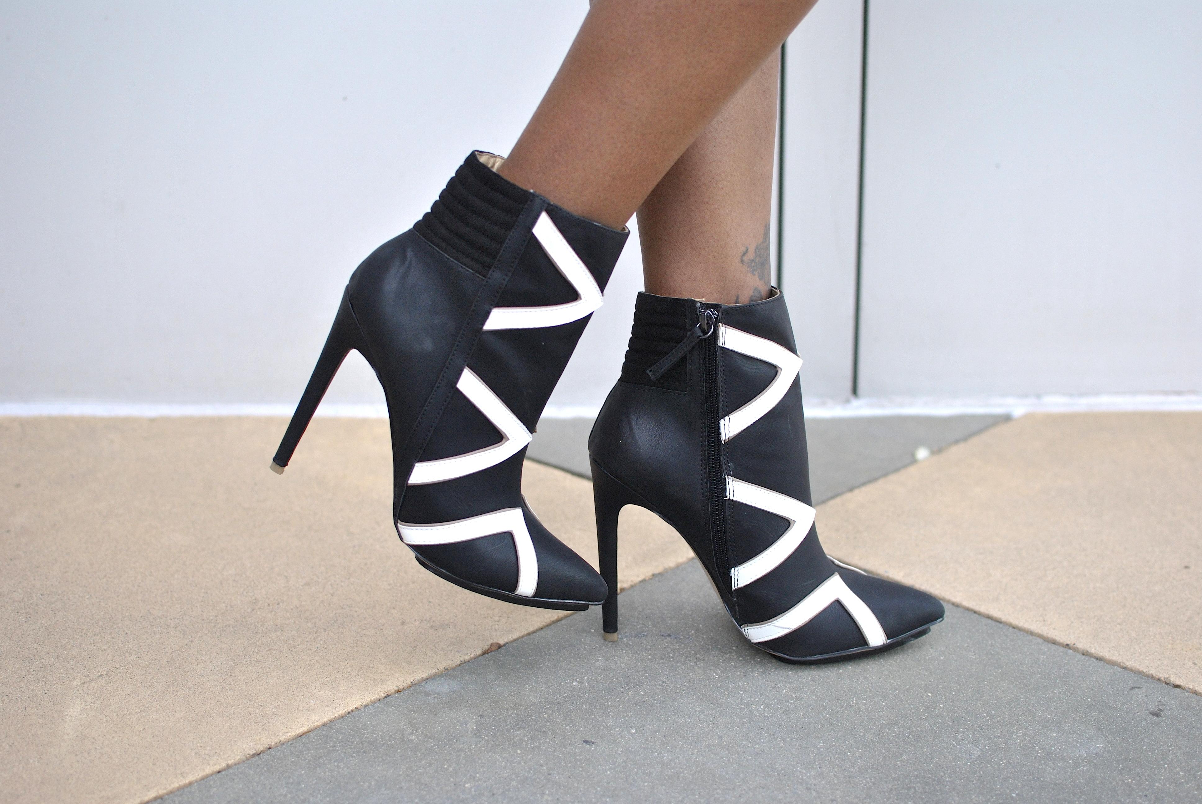 shoe dazzle boots