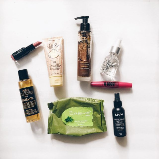 Just a few of my Cantlivewithout summer beauty products fromhellip