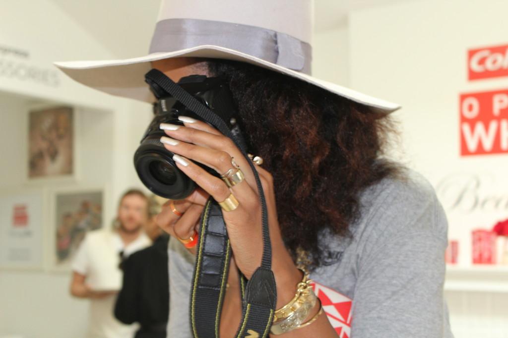 black girl blogger