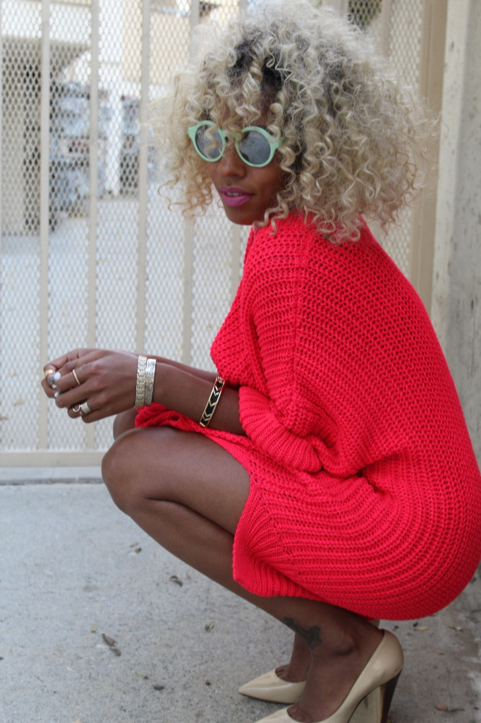 black girl fashion blogger