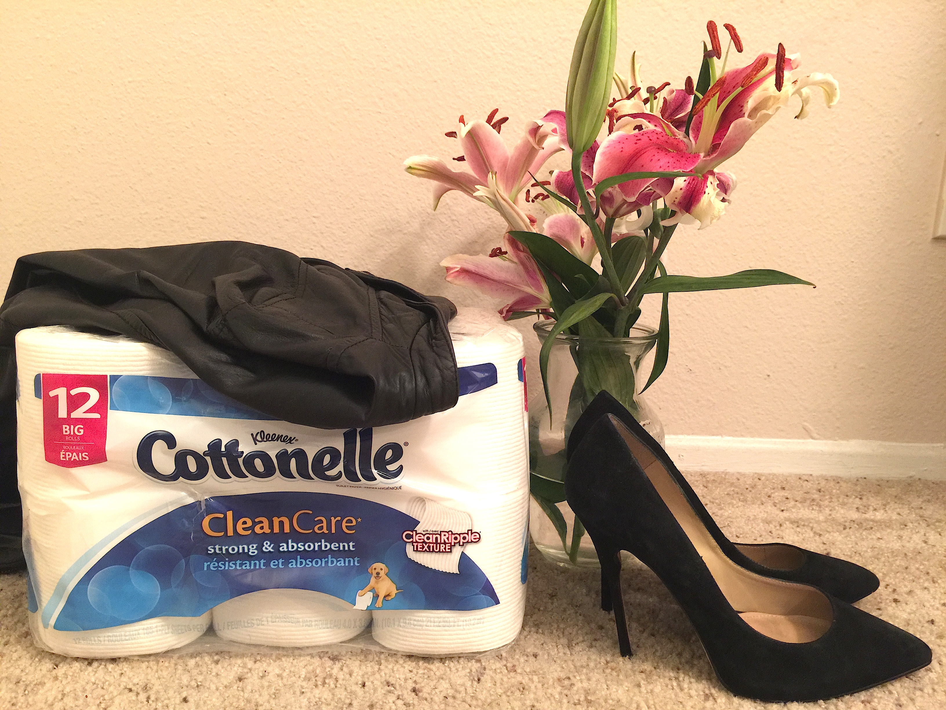 cottonelle clean ripple