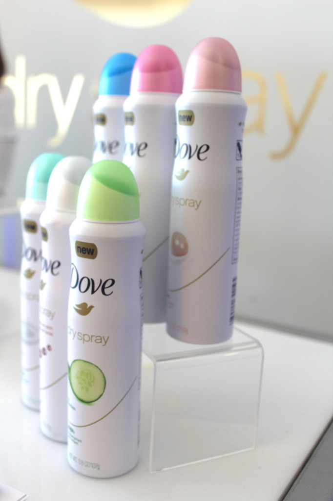 RocksBox and dove #trydry