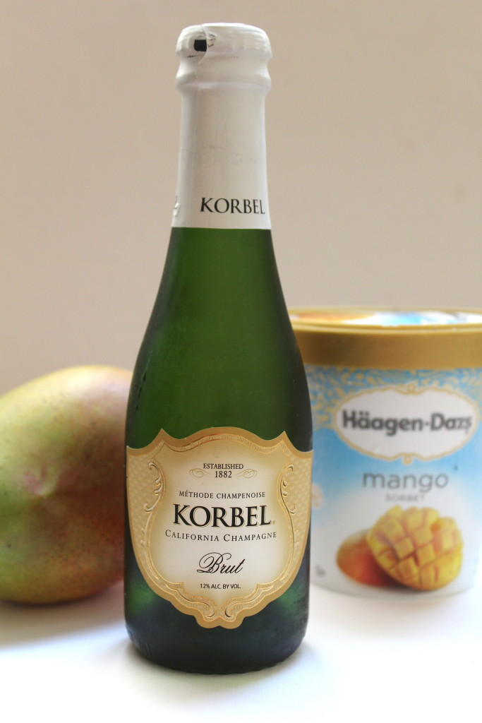 korbel mimosa recipe
