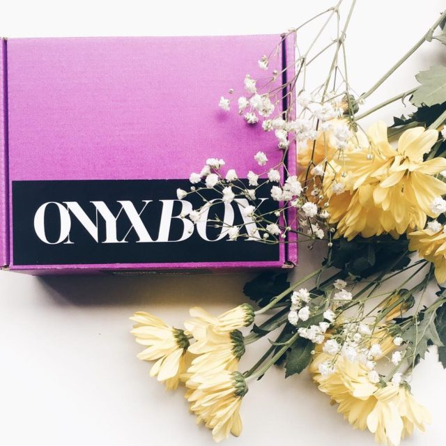 Sunday Funday with beauty goodies from this months onyxBox ifhellip