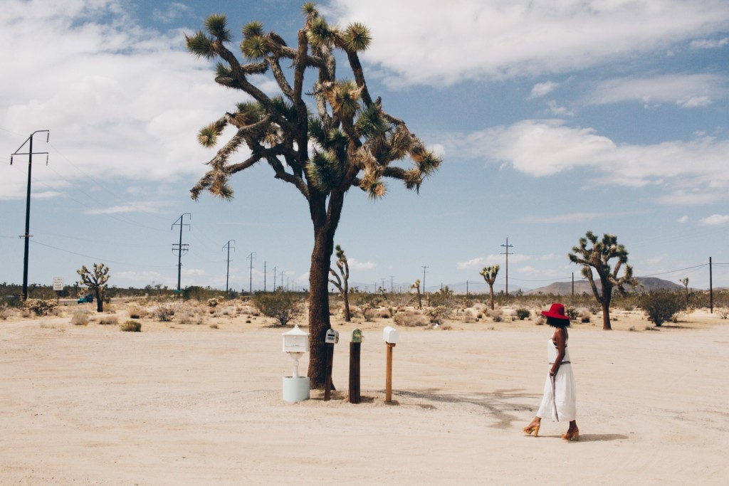 what to wear in the desert