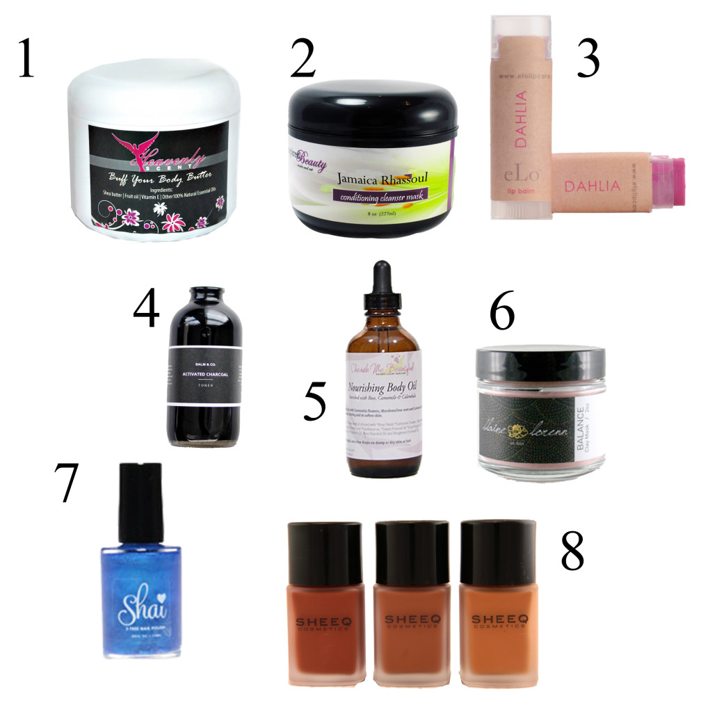 best black owned beauty products