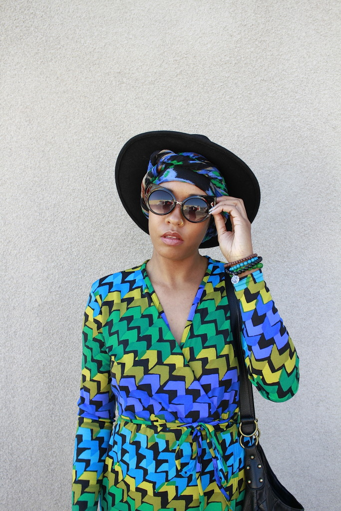 black girl bohemian style boho