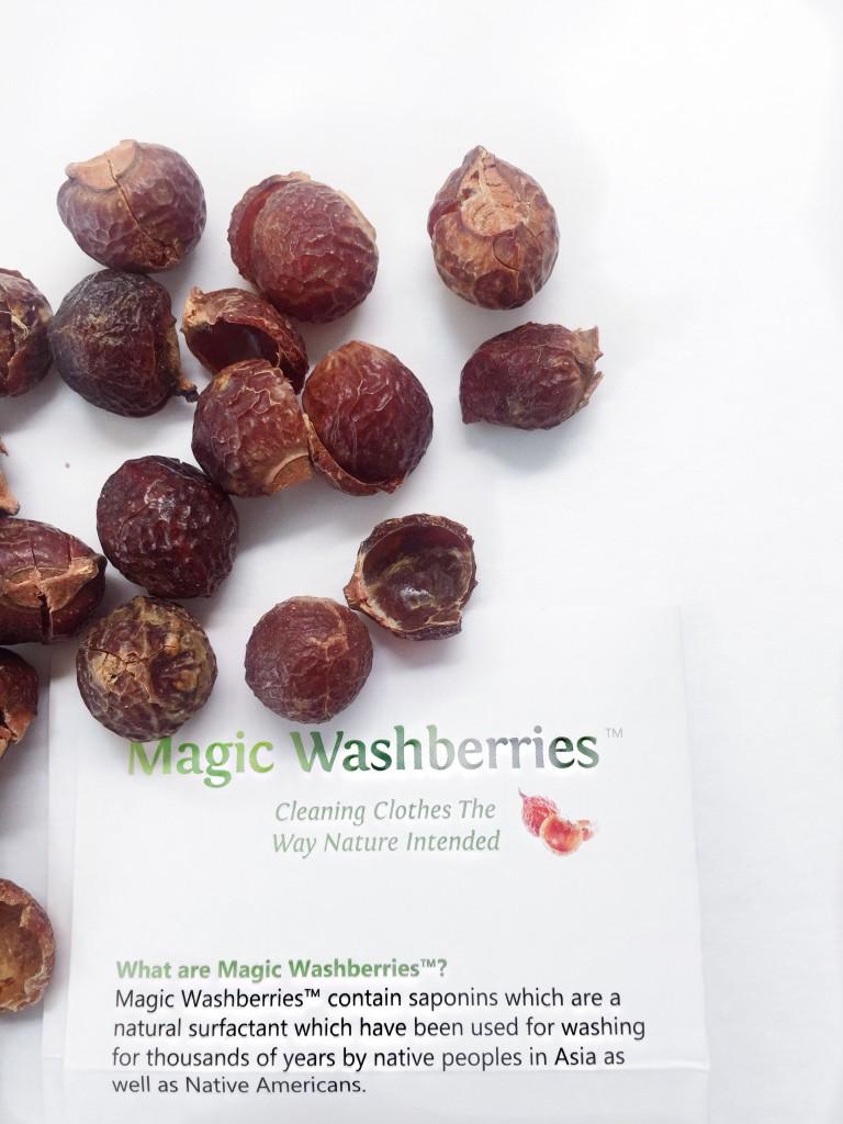 magic washberries organic natural laundry