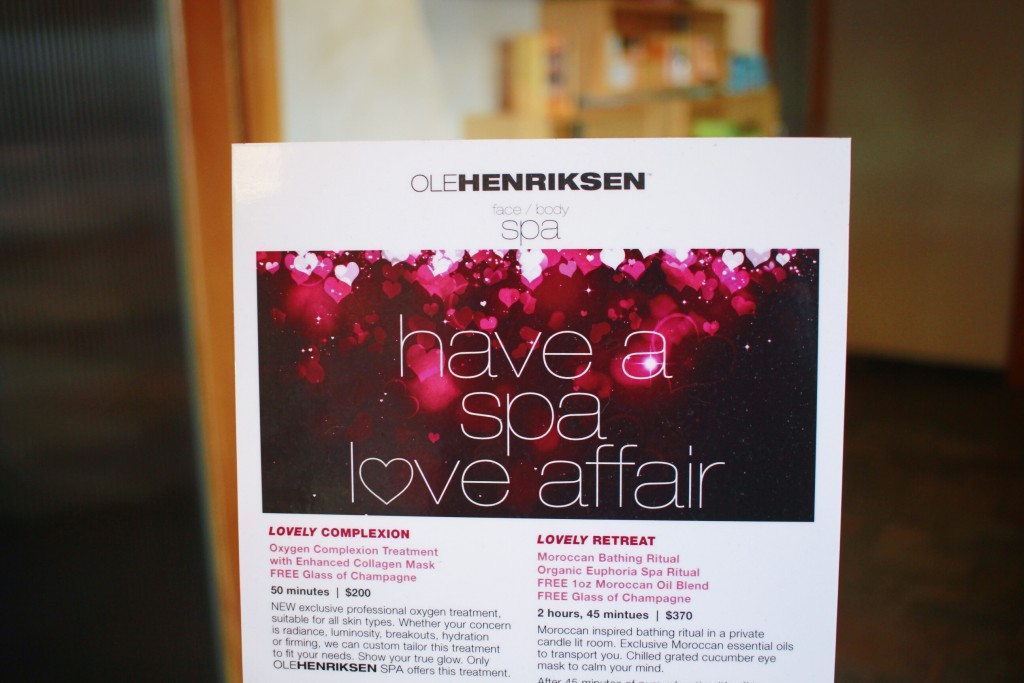 ole henriksen spa review