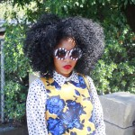 whowhatwear target mixed prints spring fashion who what wear blogger black girl fashion blog natural hair