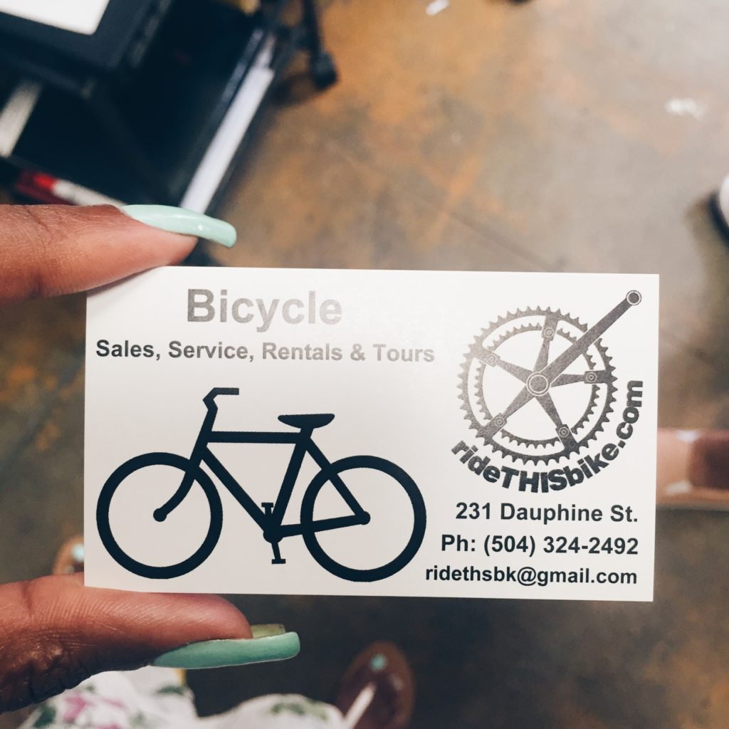 new orleans travel diary guide rent bikes in french quarter