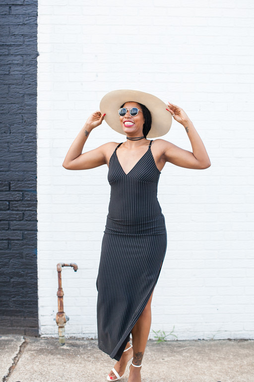 how to build confidence black girl magic fashion blogger