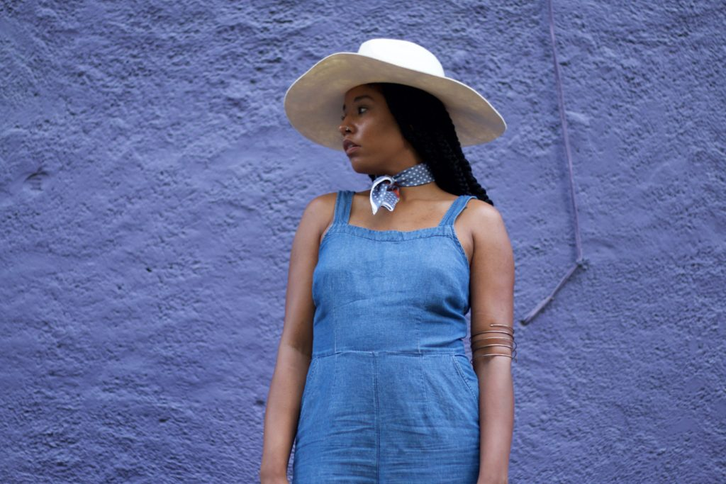 black girl magic fashion style LA blogger