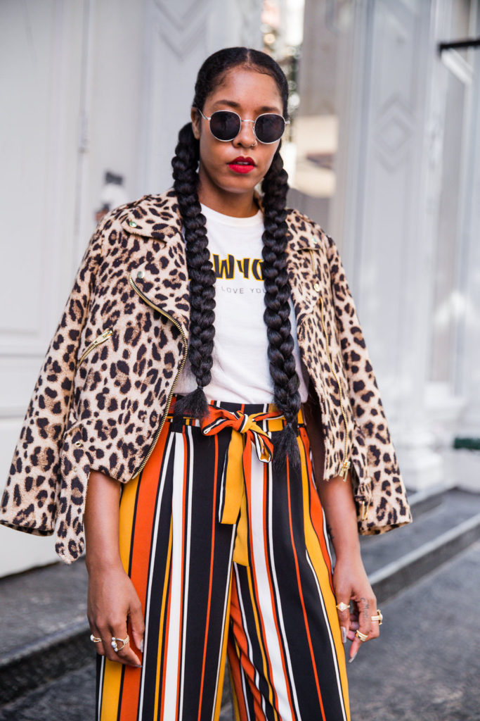 new york fashion week essence street style black girl blogger