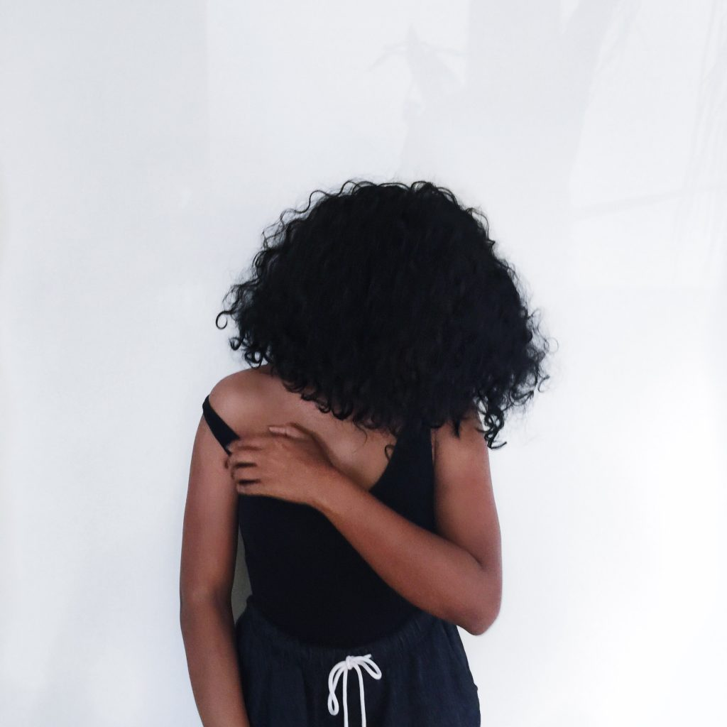 black girl magic natural hair blogger diy iphone photo shoot tumblr girl