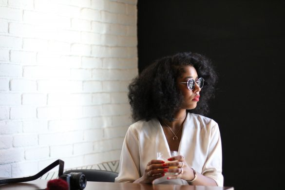 natural hair black girl lifestyle los angeles blogger