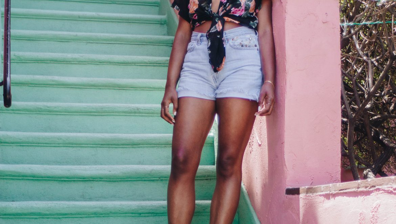 black girl magic solo traveler in havana cuba fashion street style blogger