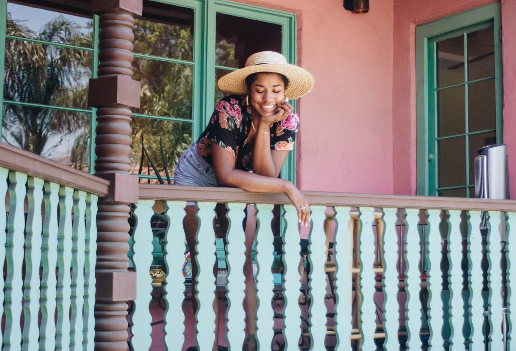 black girl magic solo traveler in havana cuba fashion street style blogger