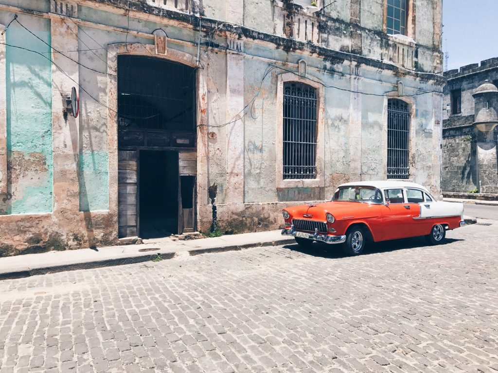 Havana Cuba fashion blogger travel diary
