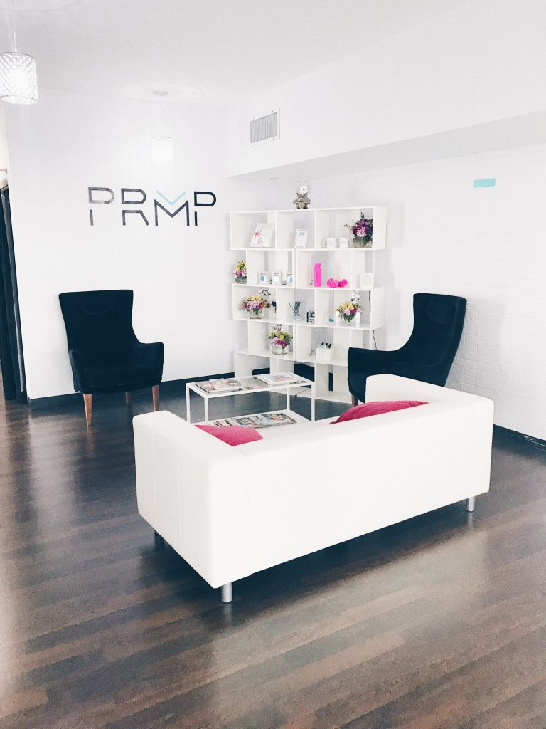first time Brazilian wax Lash lift natural lash service D.C. DMV PRMP beauty review