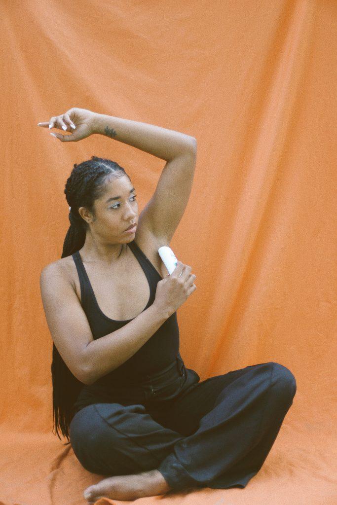 Underarm care hyperpigmentation cure black women dark arm pits