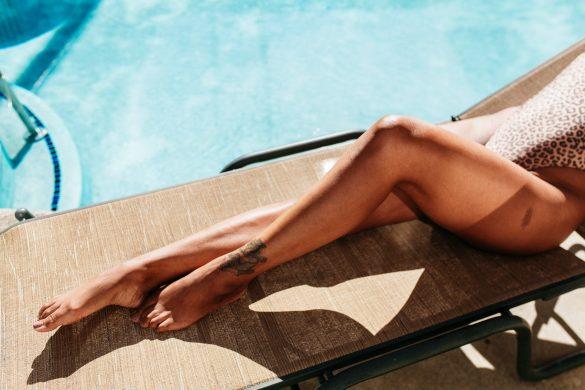 Gillette Venus platinum how to get smooth legs shaving
