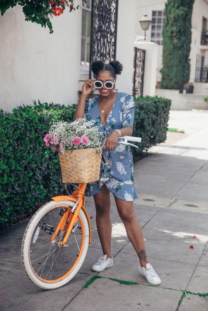 Brooklyn bike co. Things to do in Los feliz. Bike in LA. Los Angeles blogger