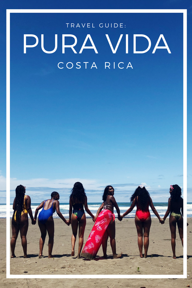 Costa Rica vacation guide. Jaco. playa Bejuco.