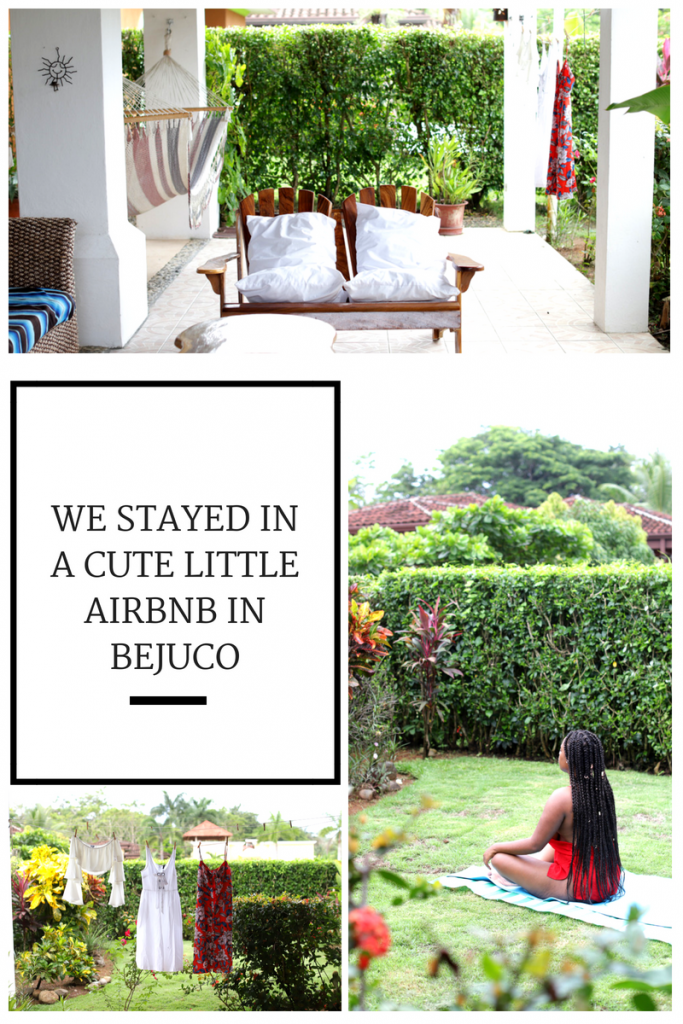 Where to stay in jaco Costa Rica. Best Airbnb playa Bejuco. Inexpensive Costa Rica travel