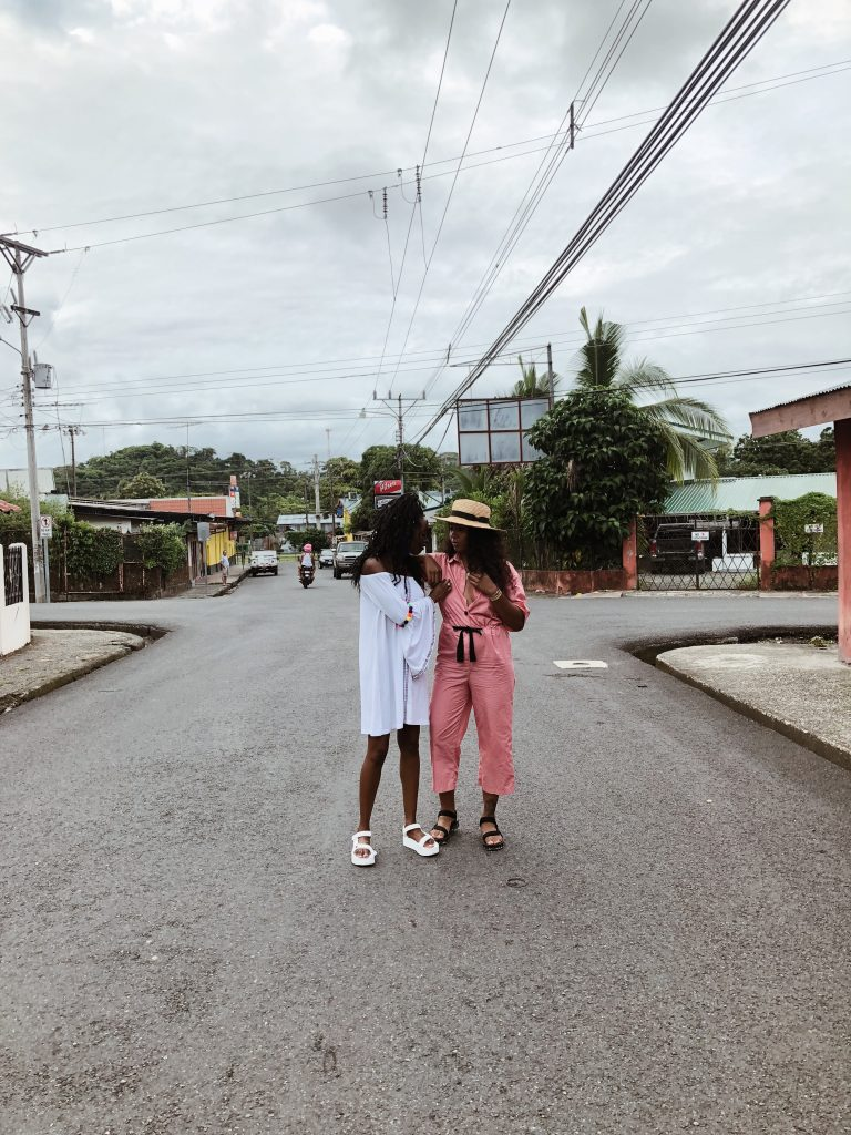 Costa Rica travel diary photo journal black girl travel blogger blog