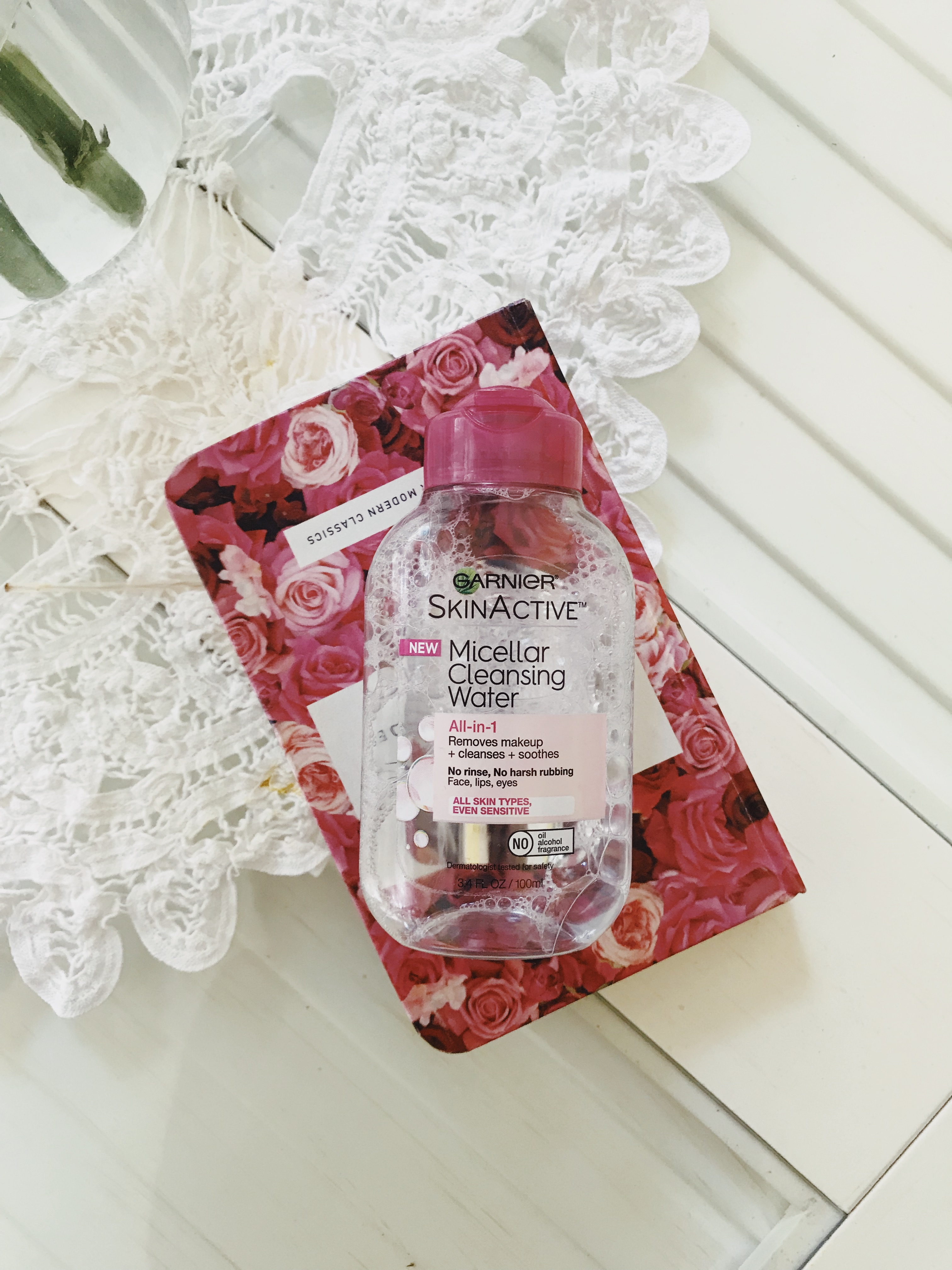 Garnier micellar water review. What is micellar water benefits. Why you should use micellar water