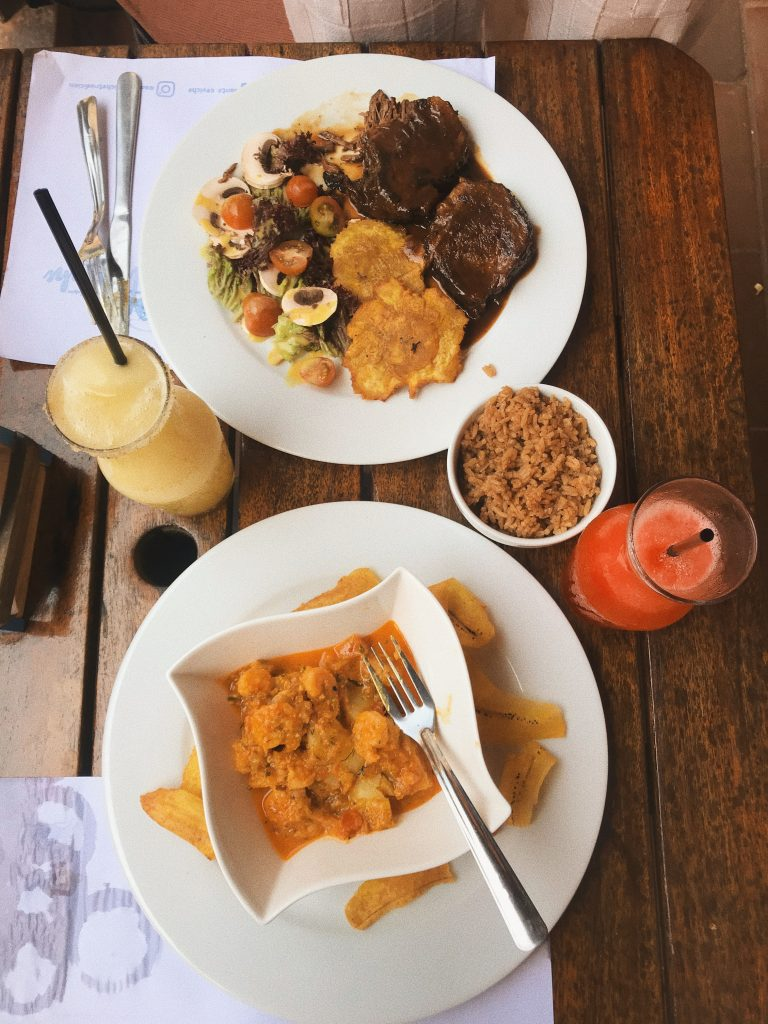 Cartagena Colombia travel guide things to do in Cartagena where to eat best restaurants El Patio de Vika