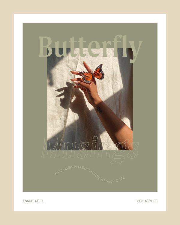 wellness self care self love magazine zine book